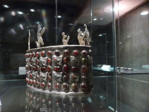 Nubisk:byzantinsk krone