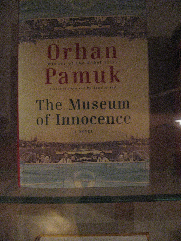 uskyldens museum anmeldelse