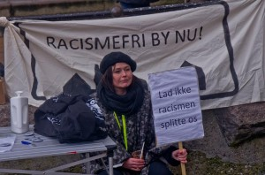Demonstration mod racisme