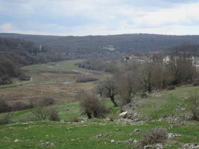 Området ved Sboryanovo